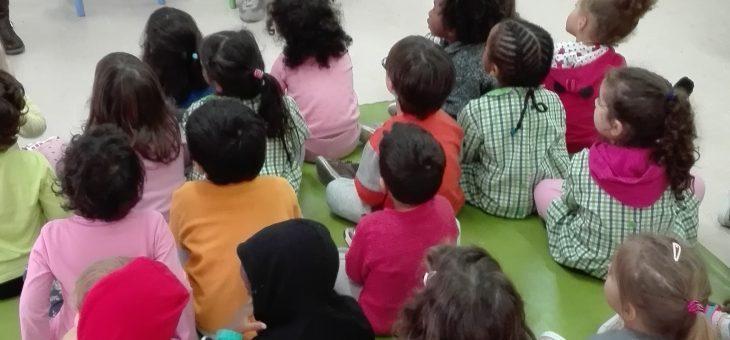 Super Reikinho no Jardim de Infância O Cantinho