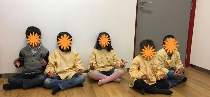 Reiki e meditação nas escolas de Santarém
