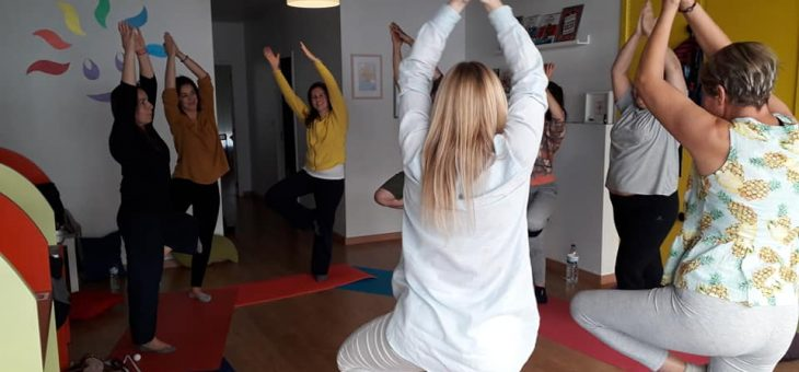 Yoga e meditação para crianças e jovens