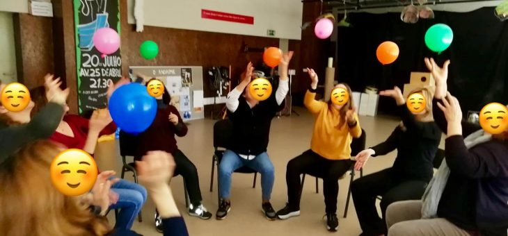Professores felizes mudam o mundo
