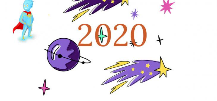 O NOSSO ANO DE 2020 – MUITO OBRIGADO A TODOS